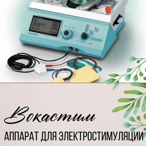 Электростимуляция речевой мускулатуры (VocaSTIM)