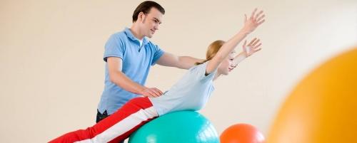 Лечащий врач назначил вам курс физиопроцедур?